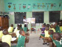 OAKS Charity School children
